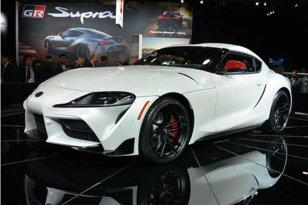 Nuevo Toyota GR Supra 2020, turbo de 340 CV