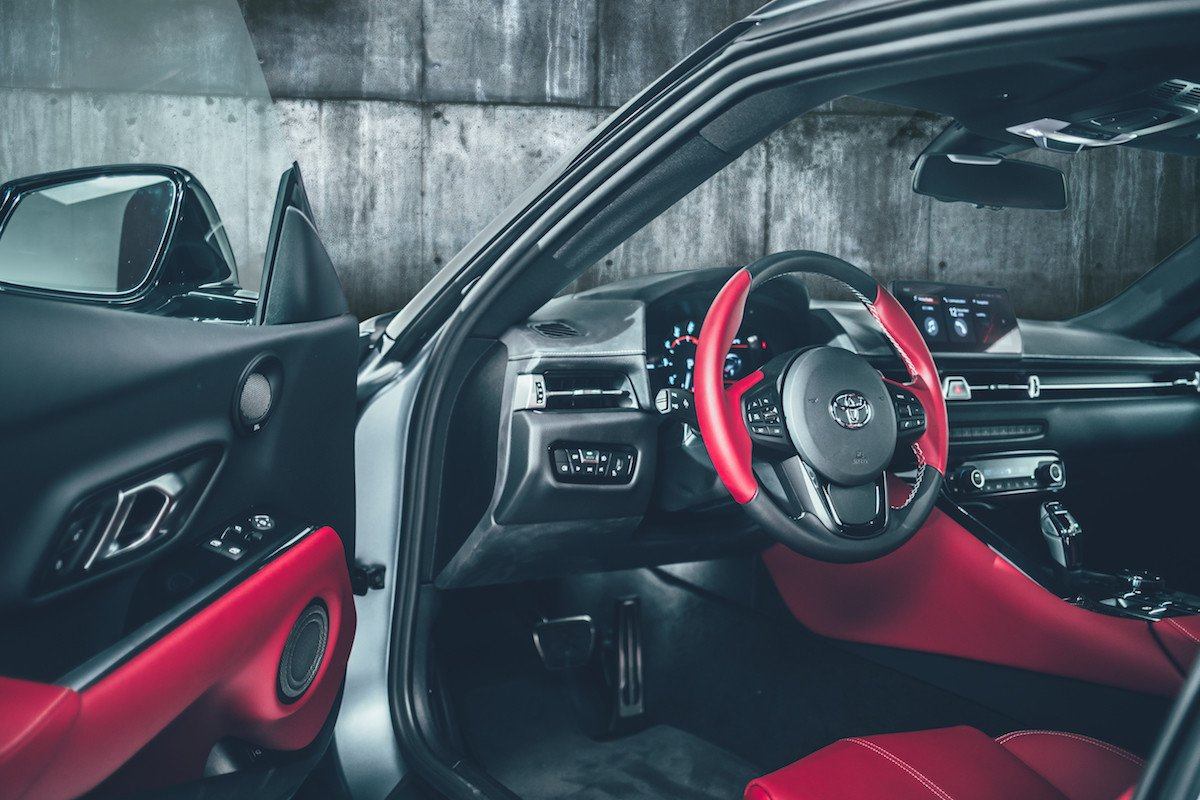 Nuevo Toyota GR Supra 2020