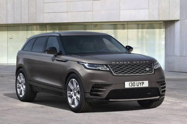 Range Rover Velar 2021: llega la edición limitada Auric Edition y más tecnología
