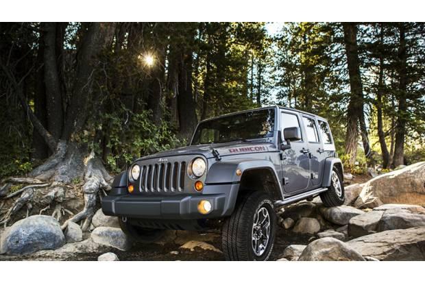 Jeep Wrangler Rubicon Edición 10 Aniversario