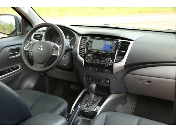 Nuevo Mitsubishi L200, más moderno y eficiente