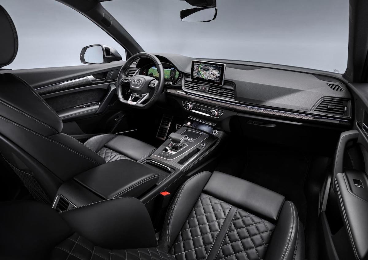 Nuevo Audi SQ5 TDI