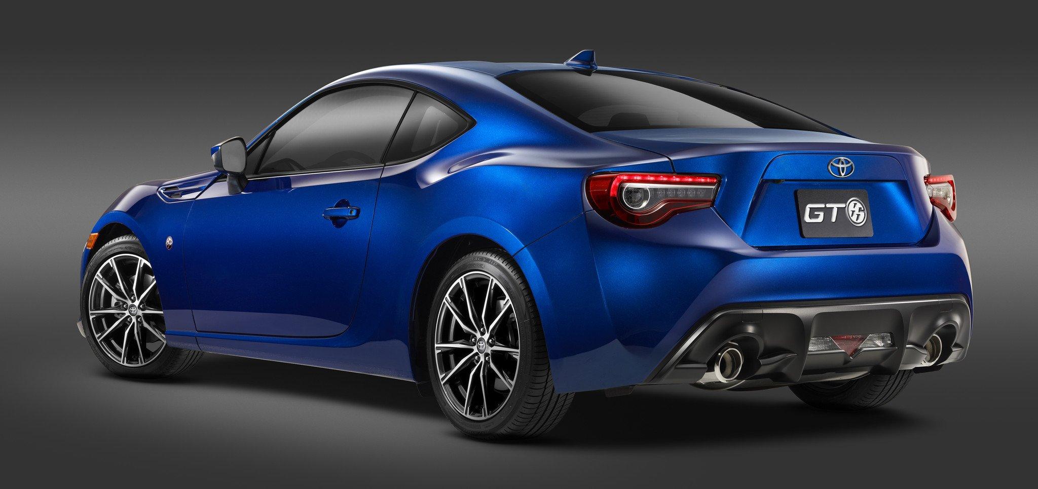 Nuevo Toyota GT86 2017