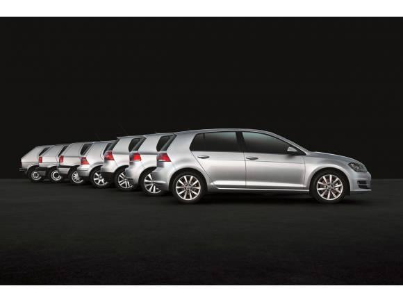 Video: El Volkswagen Golf 30 millones