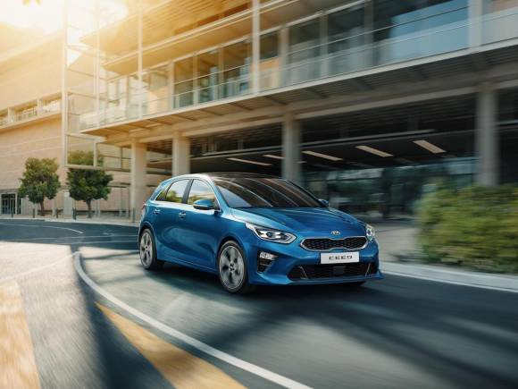 Nuevo Kia Ceed 2018, más moderno en todas las áreas