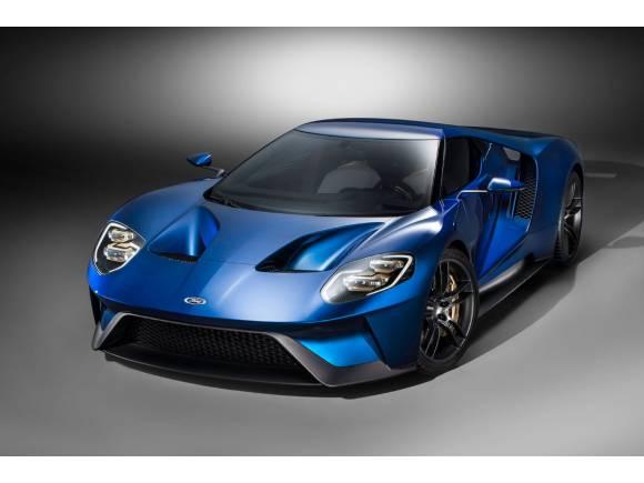Ya se puede encargar el Ford GT por internet