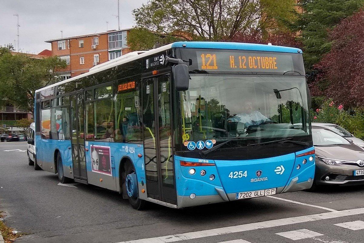 transporte público desescalada