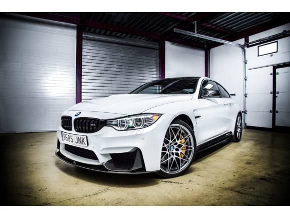 Desvelado por completo el BMW M4 CS