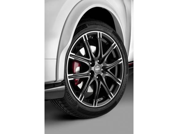 Nissan Juke Nismo RS, listo en diciembre por 27.450 euros