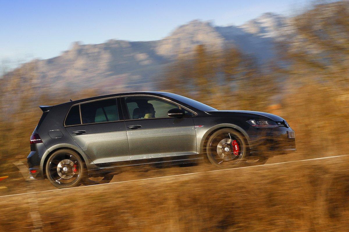 Prueba Volkswagen Golf GTI Clubsport