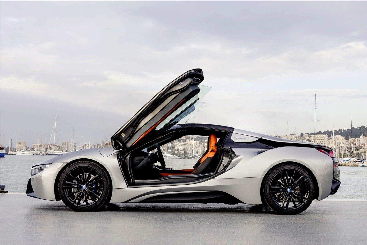 Nuevo BMW i8