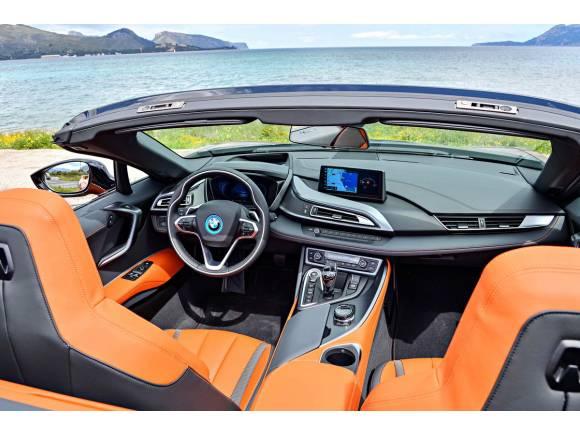 Nuevo BMW i8: nuevo video y fotos