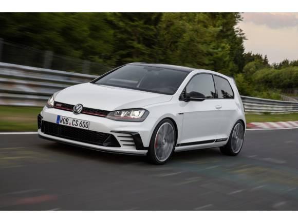 Volkswagen Golf GTI Clubsport: el Golf GTI de 2016 se presenta en Frankfurt