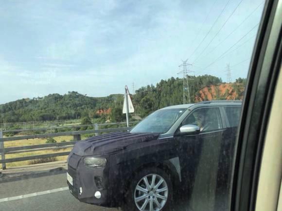Nuevo SsangYong Korando 2019, cazado en España de pruebas
