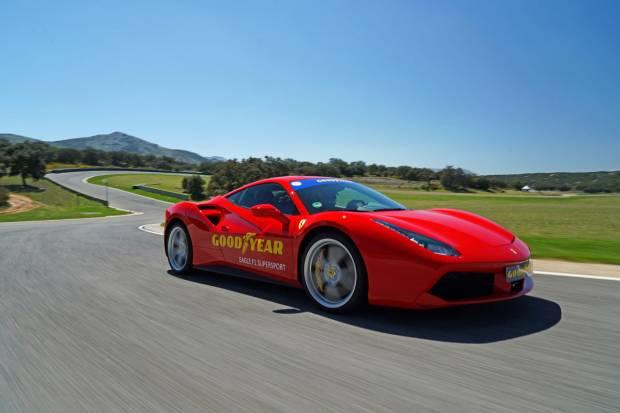 Nuevos Goodyear Eagle F1 SuperSport: para grandes deportivos