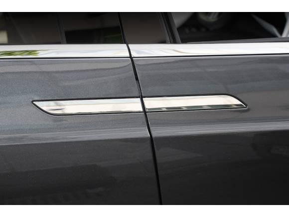 Prueba del Tesla Model X, un SUV eléctrico de lujo