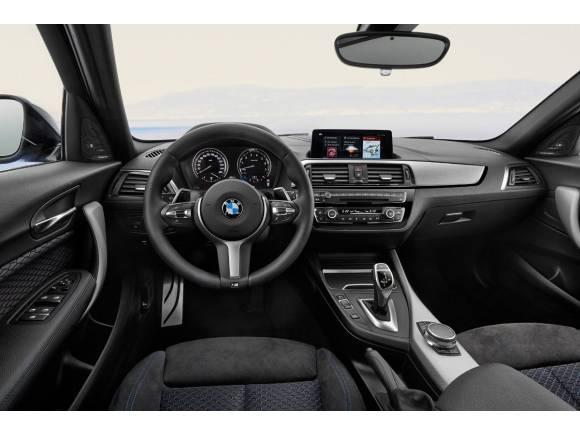 Precios del nuevo BMW Serie 1: desde 25.350 euros