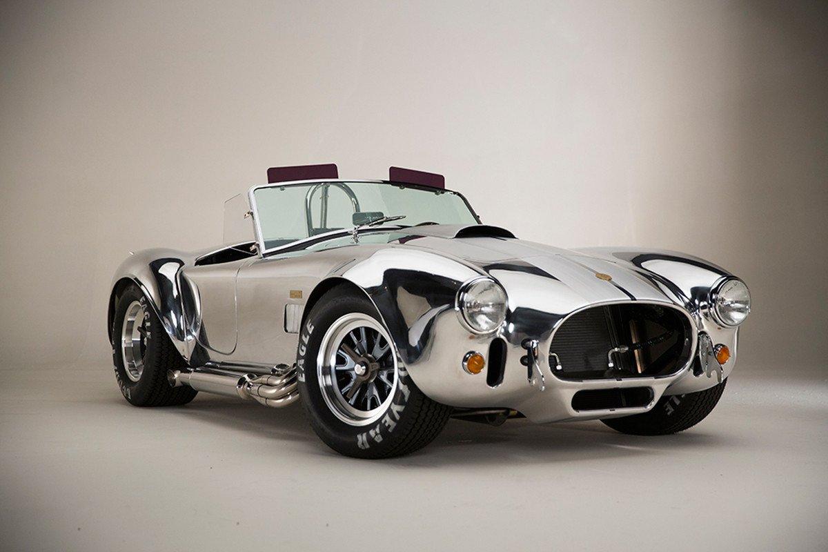 Shelby Cobra 527 50th Anniversary