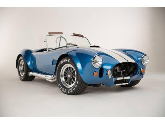 Shelby celebra los 50 años del Cobra con una edición especial
