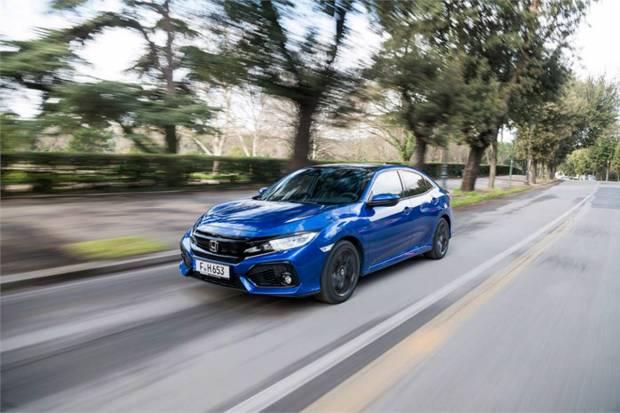Nueva caja de cambios automática para el Honda Civic diésel