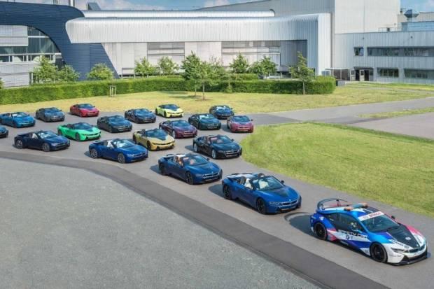 Adiós al BMW i8: así son las últimas y exclusivas 18 unidades