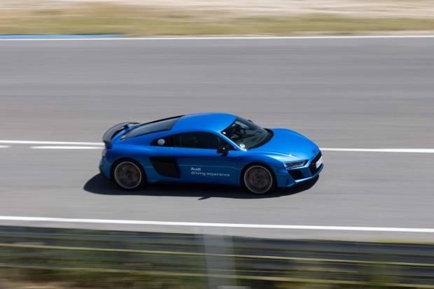 Fechas y precios Audi driving experience 2021: RS e-tron GT, protagonista