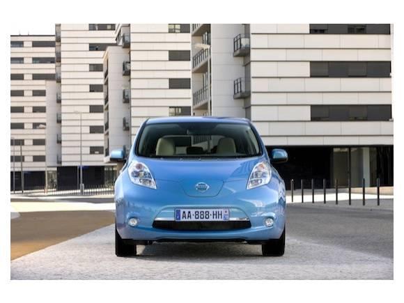 Nissan Leaf: coche eléctrico de la Smart City Expo World Congress