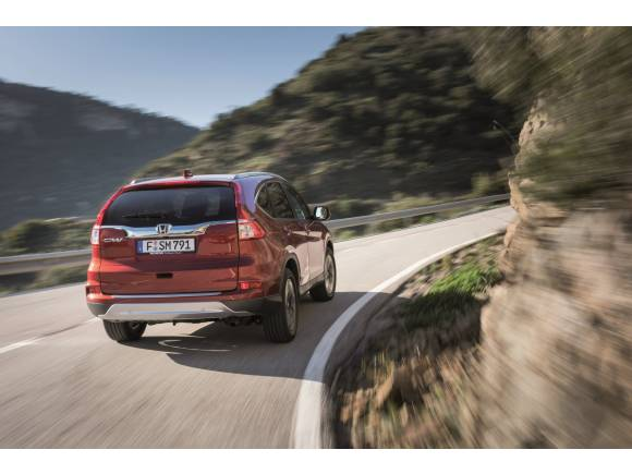 Honda CR-V LifeStyle Plus: serie especial con más equipamiento