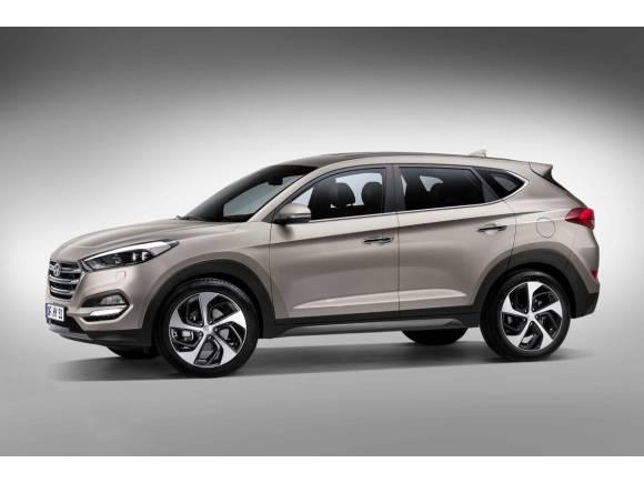Nuevo Hyundai Tucson, con toques del Santa Fe
