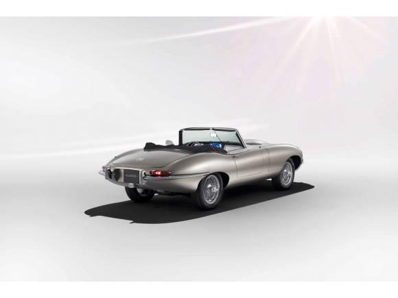 Jaguar venderá su E-Type Zero en 2020