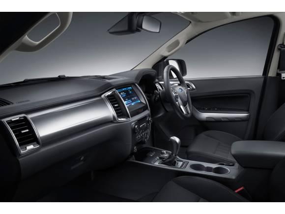El nuevo Ford Ranger llegará en 2016
