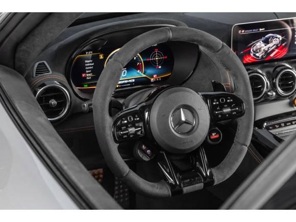 Mercedes-AMG GT Black Series: estrena el V8 más potente de Mercedes-AMG