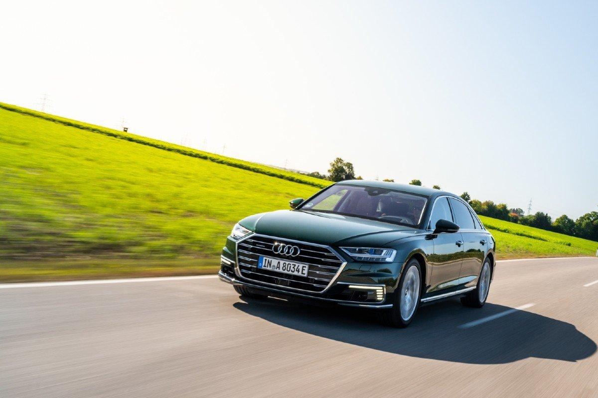 Audi híbrido enchufable