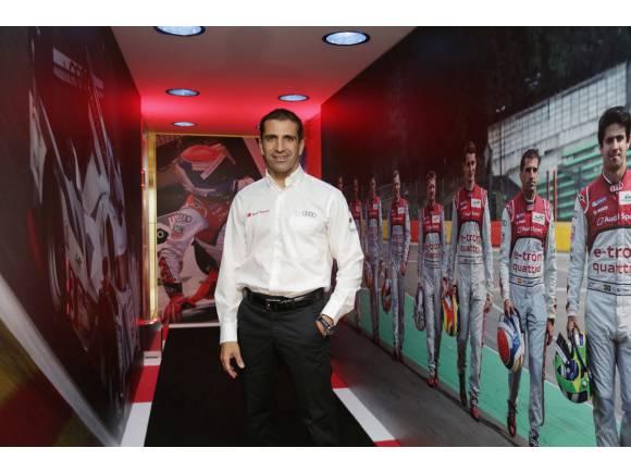 Marc Gené confía en Michelin para ganar en Le Mans