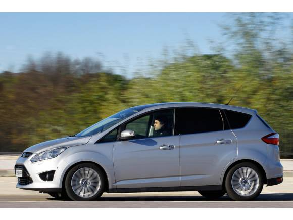 Prueba: Ford C-Max 1.0 EcoBoost, ¿es mejor que el diesel?