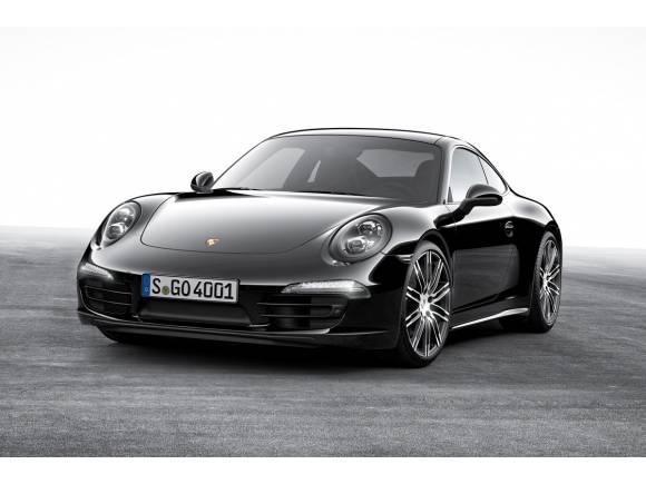 Porsche Boxster y 911 Carrera ya tienen versión Black Edition