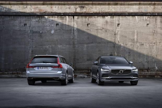 Polestar crea un paquete para mejorar los Volvo S90 y V90