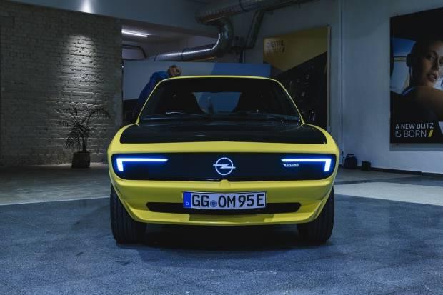 Opel Manta 2021, ahora eléctrico