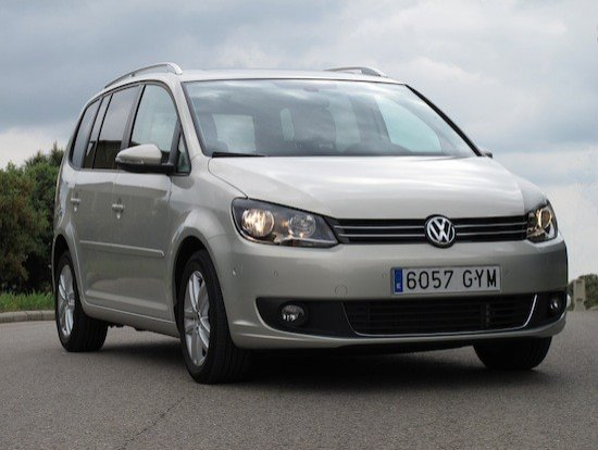 prueba 10 volkswagen touran 1 6 tdi edition. Black Bedroom Furniture Sets. Home Design Ideas