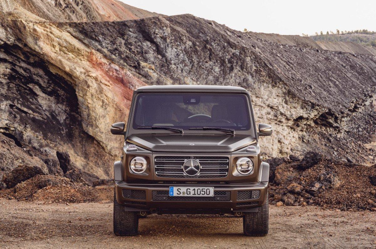 Nuevo Mercedes G 2019