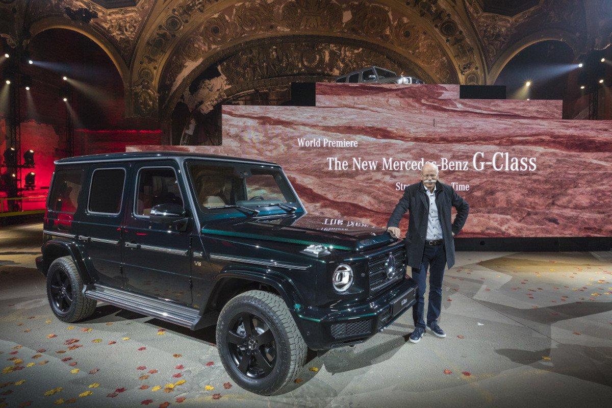 Nuevo Mercedes Benz Clase G 2019 Igual Pero Mejor
