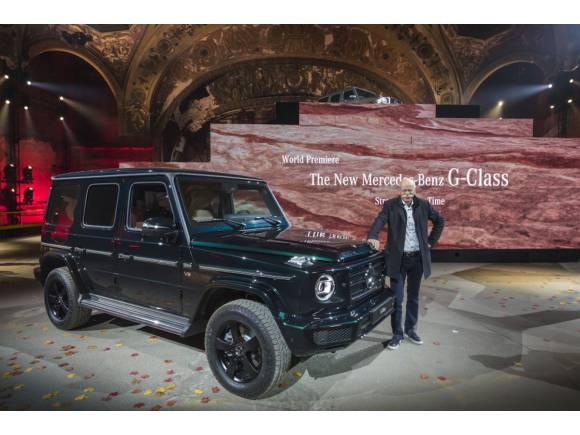 Nuevo Mercedes-Benz Clase G 2019, igual, pero mejor