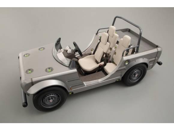 Toyota Camatte, un juguete eléctrico y virtual