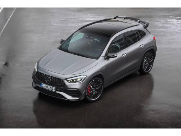 Mercedes-AMG GLA 45 S: así es la versión más potente