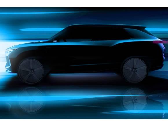 Salón de Ginebra 2018: Ssangyong presentará el e-SIV, su primer eléctrico