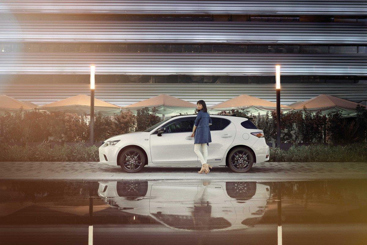 Lexus CT 200h Sport Edition