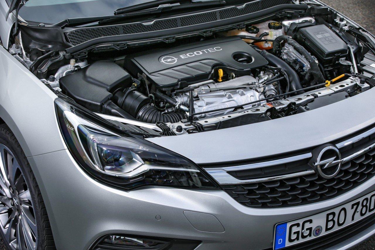 Opel Astra 1.6 CDTI BiTurbo