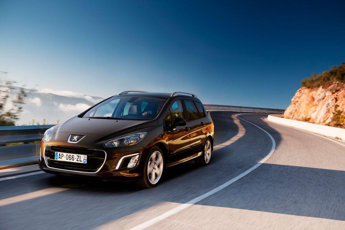 Familiares Peugeot  Uno Para Cada Necesidad