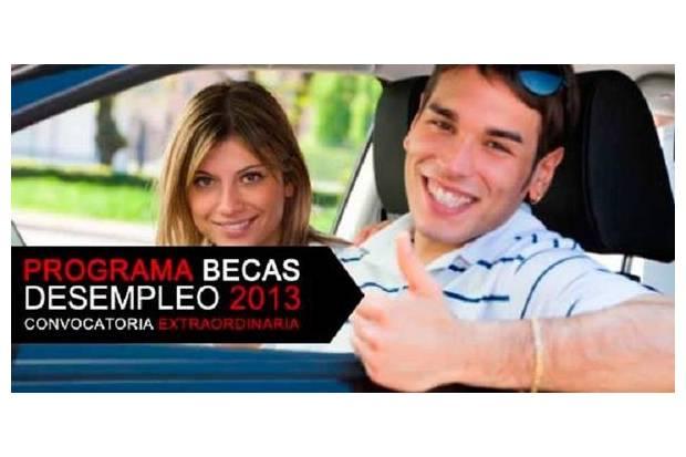 Carnet de conducir: 100.000 euros en becas para jóvenes desempleados