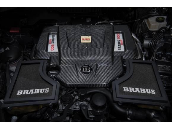 Brabus 900 One of Ten: el Clase G de los 900 CV y los 666.000 euros